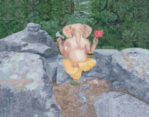 Ganesh in the rockies